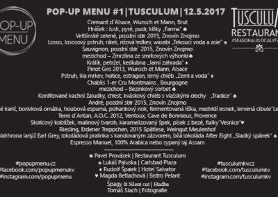 Pop-up menu #1 | Tusculum