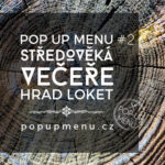 Pop up menu